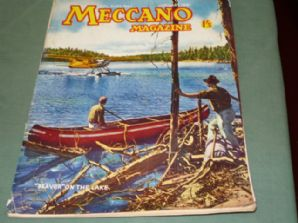 MECCANO MAGAZINE 1961 January Vol XLVI No.1